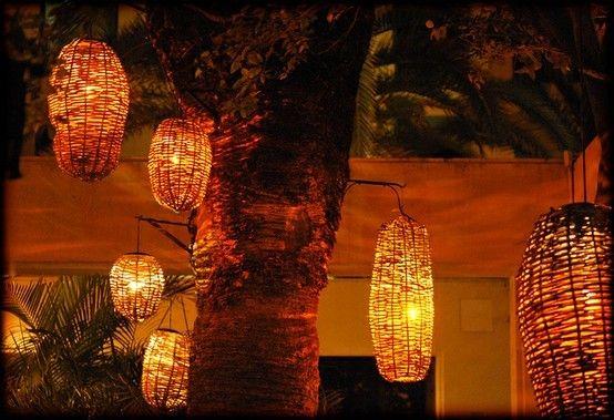 Basket lights, Boca Raton... illuminating
