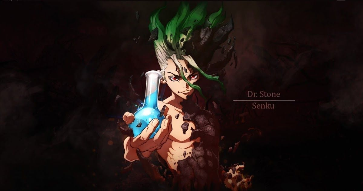 Dr Stone Senku [Wallpaper Engine Anime]