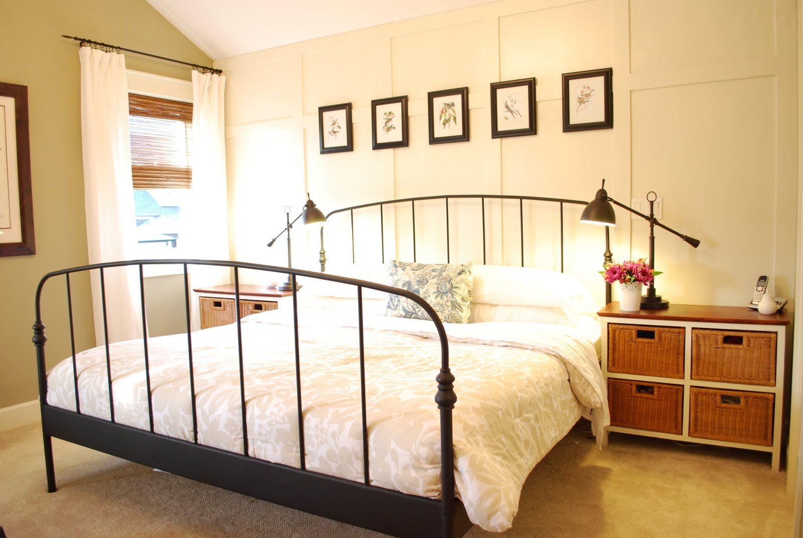 Ikea Lillesand Bed Master Bedroom Redo Master Bedroom Inspiration Home
