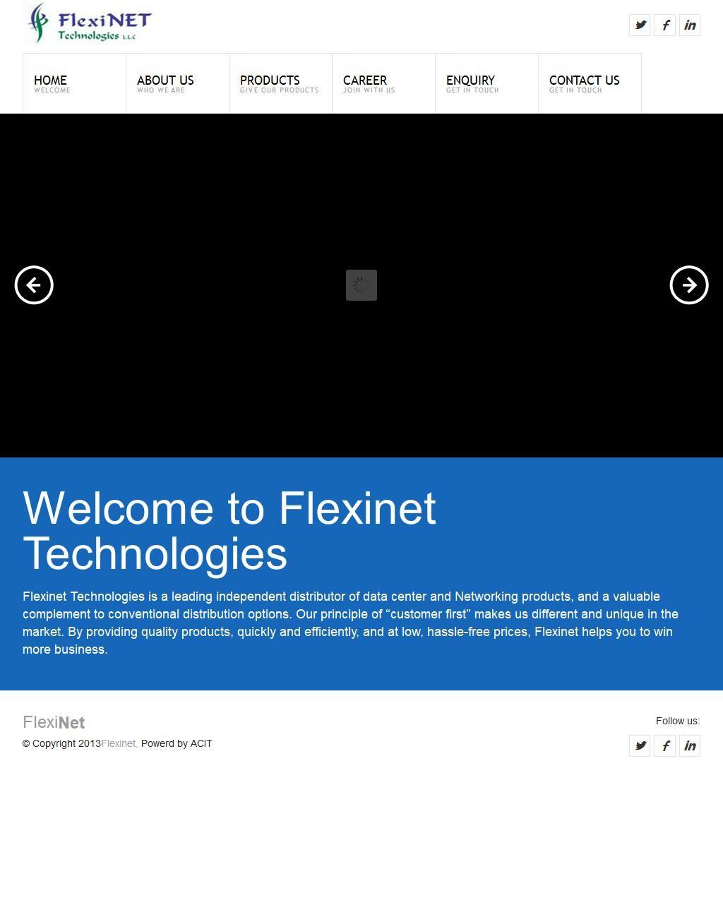 Flexi Net Technologies, Llc Mohammed Noor Talib Building, 53, Sikka