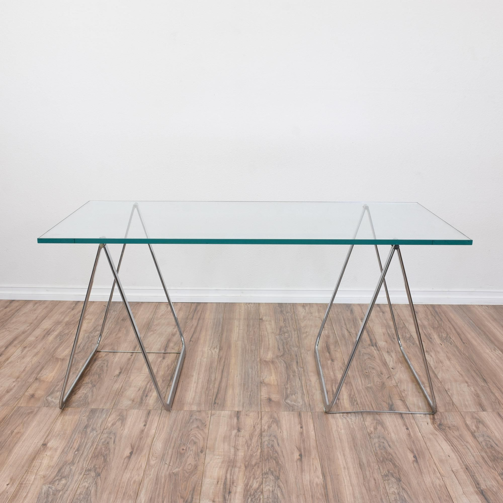 modern collections designing with glass space home ideas office desks furniture desk an contemporary shelves at blue