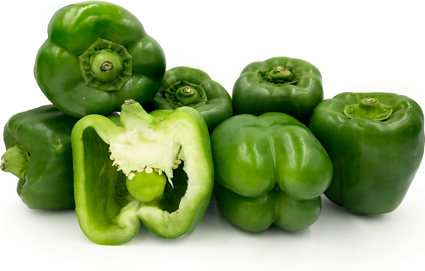 Large Green Bell Peppers Information And Facts Stuffed Peppers Stuffed Green Peppers Stuffed Bell Peppers