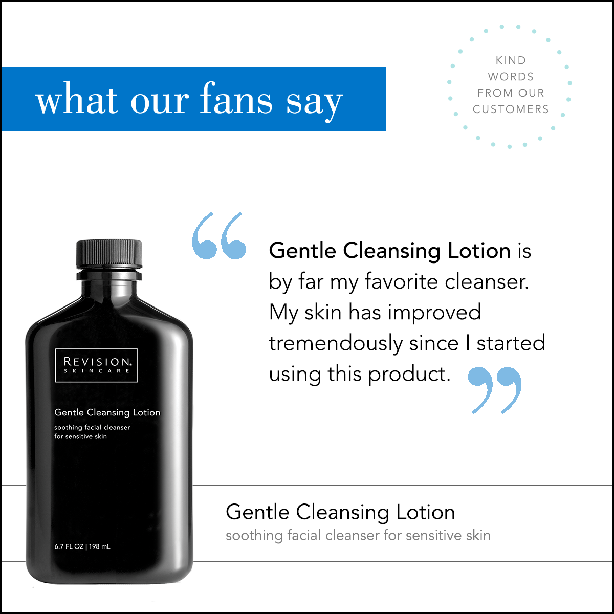 Which skin types should use this cleanser? Gentle