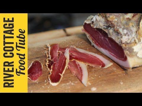 Como Hacer Nuestro Propio Jamon Prosciutto Prosciutto Cured Meats Prosciutto Recipes