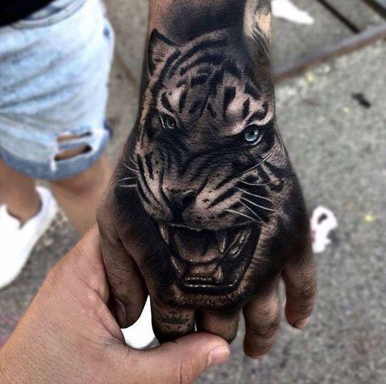 Tatuajes Para Hombres En La Mano Tatuajes Tattoo