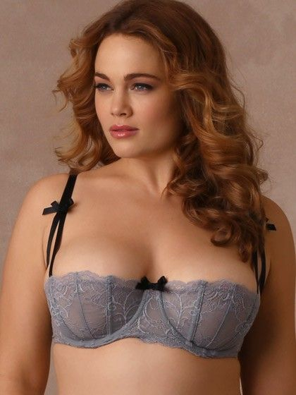dc061a056d3 Seduction and feminine plus size shelf bra full figured women underwear