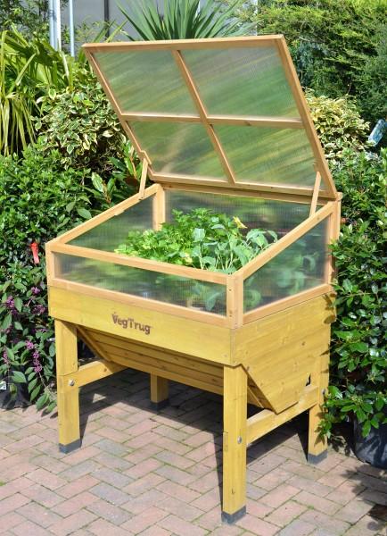 Pin Auf Urban Gardening Hochbeete Gemuse Und Fruchte