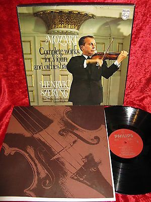 PHILIPS 6707 011 3LP STEREO SZERYNG MOZART COMPLETE WORKS FOR VIOLIN & ORCH NM https://t.co/NactU64G7Y https://t.co/KKseSc8Q48