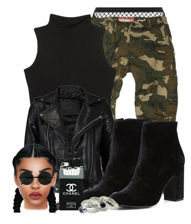 """Every day may not be good, but there is something good in every day"" by hiphop4 ❤ liked on Polyvore featuring Agent Provocateur, Superdry, VIPARO, Witchery, NOVICA, goodday, thinking and appriciate"