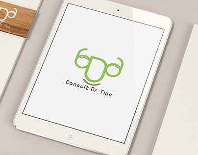 """Check out new work on my @Behance portfolio: """"Dr Tips app logo"""" http://on.be.net/1LWJJC3"""
