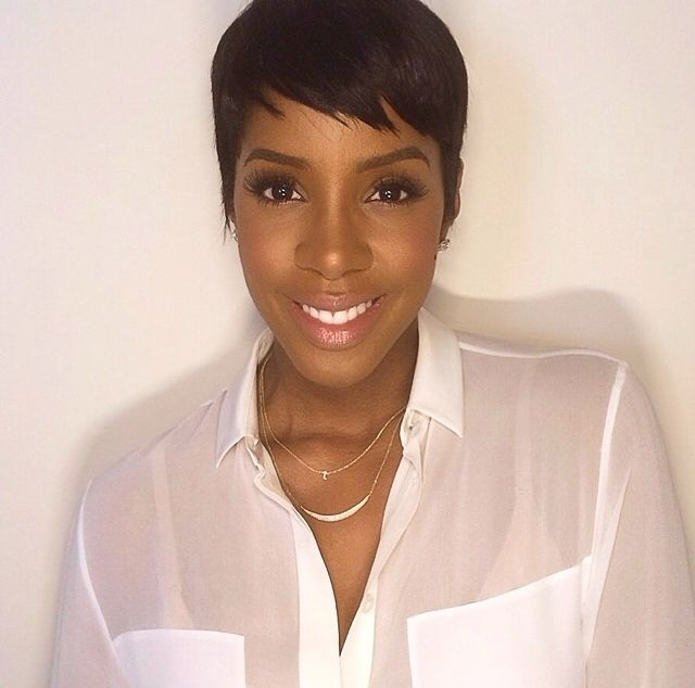 Kelly Rowland Mesmerizing Short Hair Styles Hair Shows Kelly Rowland