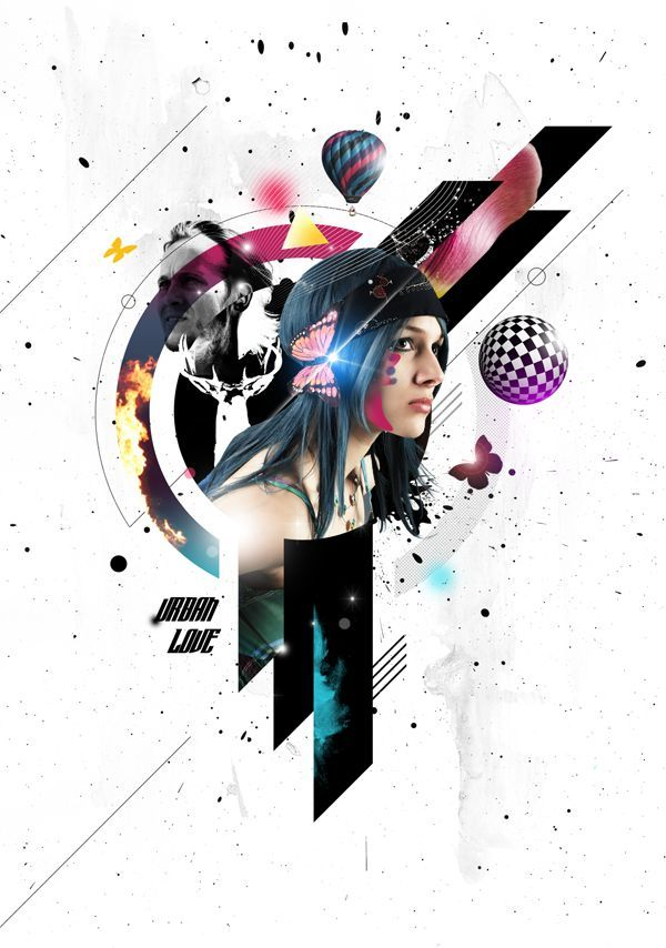 how to create an amazing mixed media poster in photoshop 15
