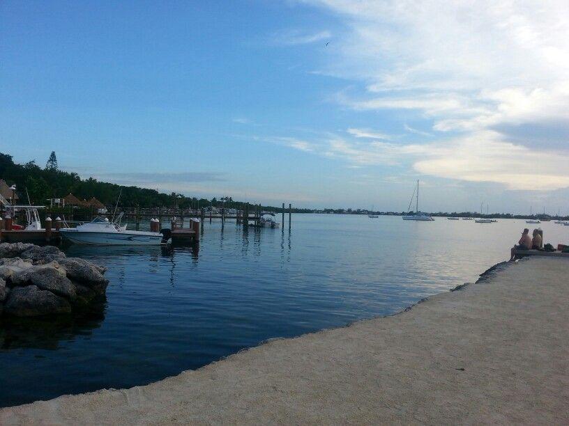 Key Largo, Florida Behind Bayside Inn