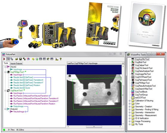 The Benefits and Capabilities Both of Existing Cognex Vision