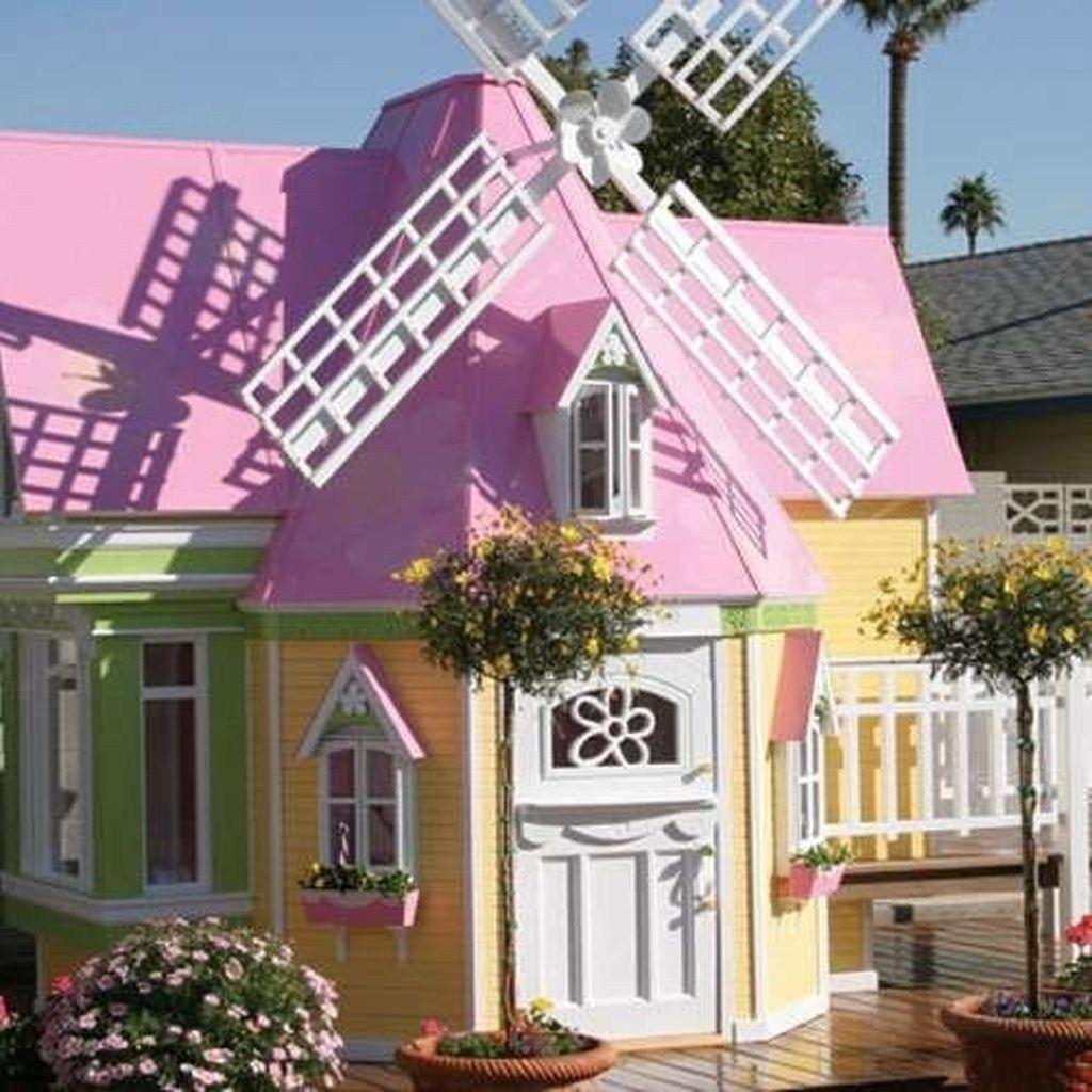 40 Charmed Playhouse Ideas #alternativeenergy