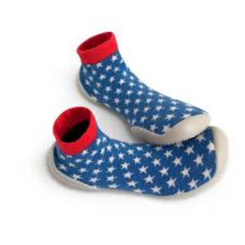 Photo of Le Collégien-Chausson Children Slippers Socks with Stars
