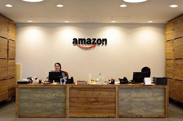 Amazon Seoul Office Google Search