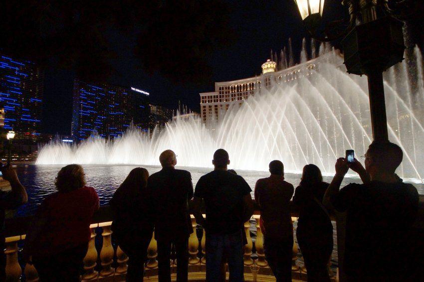 Party Und Zockerparadies Las Vegas Mit Wasser Hier Sind