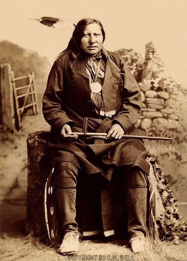 Oglala chief Big Road
