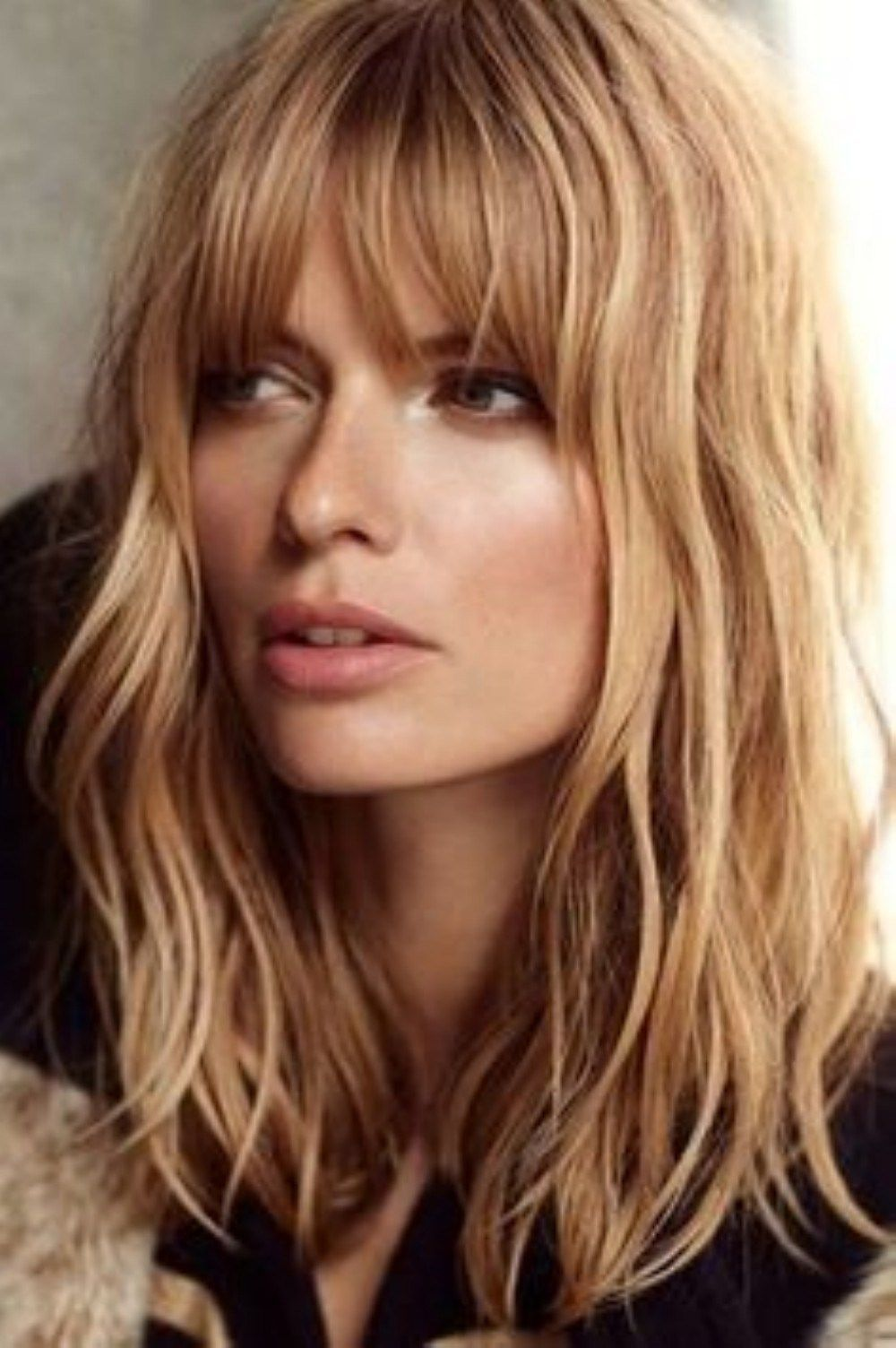 Easy long shag haircuts for effortless style looks long