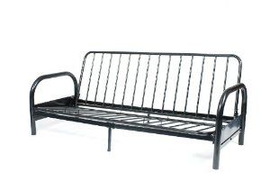 Metal Futon Frame Trading In Your For The Real Deal Great S