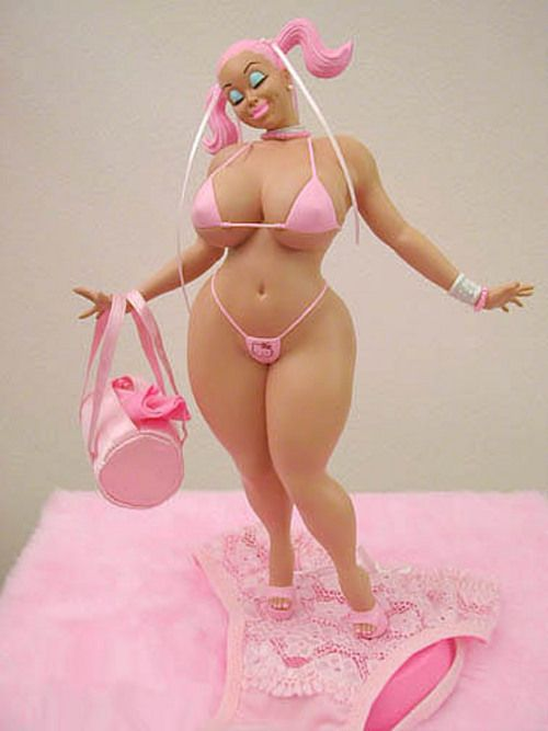 ghetto barbie