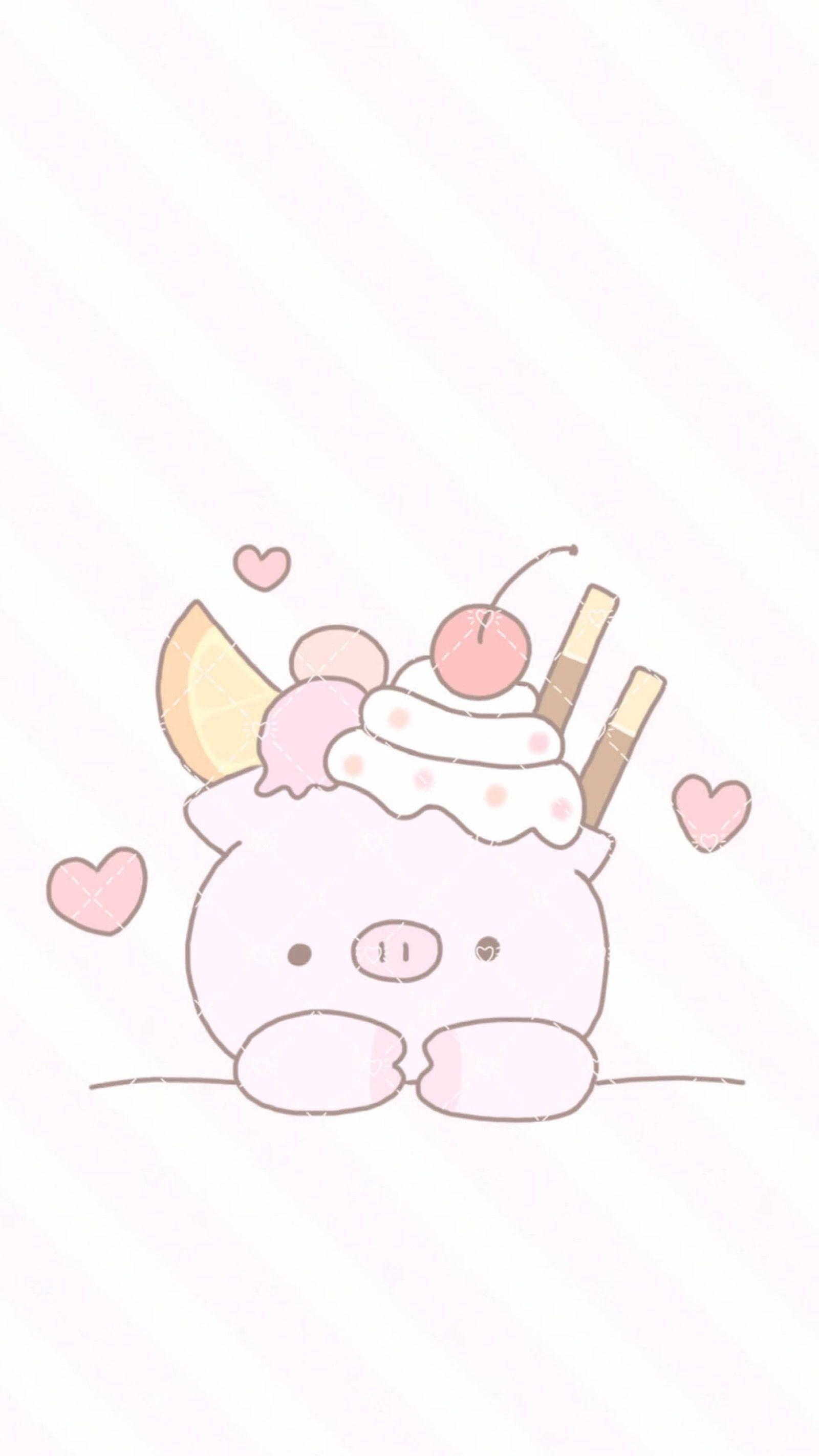 Que Fofis Cute Doodles Cute Cartoon Wallpapers Cute Piggies
