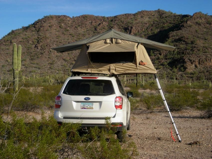 Roof Top Tent Tents Subaru Forester Xt Suv Camping Accessories