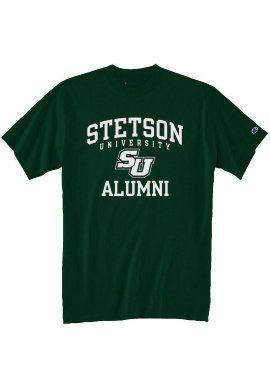 40759f948fe8e4 CHAMPION PRODUCTS : Stetson University Alumni T-Shirt : Stetson University  Bookstore : www.stetsonbookstore.bkstr.com