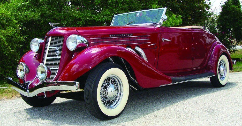 Top 100 American Collector Cars of All Time - - Hemmings Motor News ...