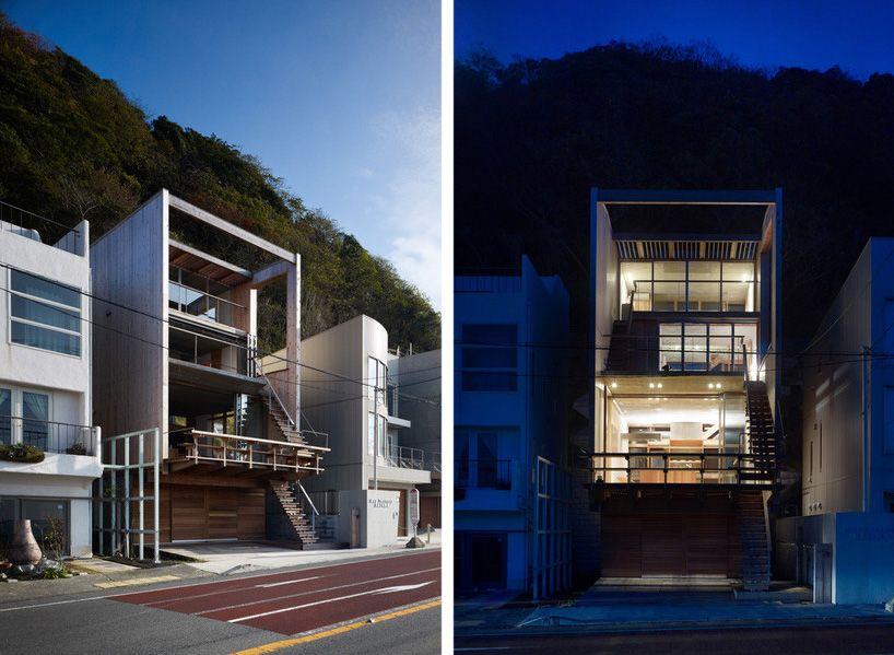yohei kohno architects: house in hayama