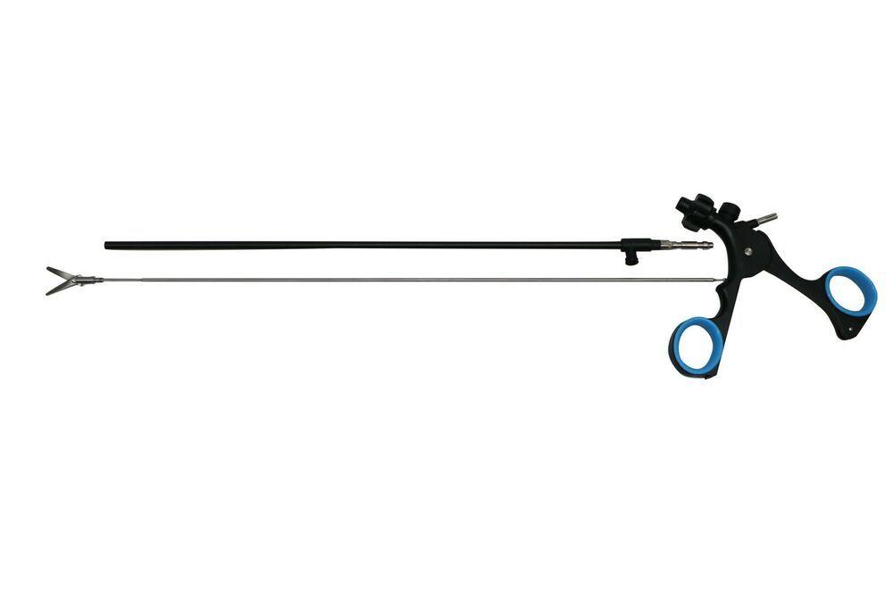 Laparoscopic D/A Curved Scissor Forceps 5 mm Storz Type