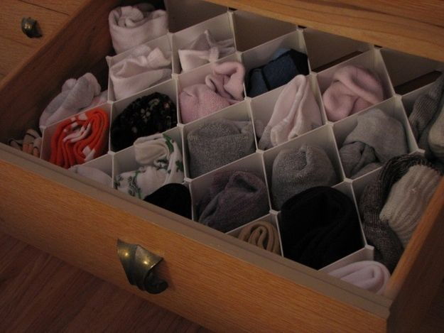 Best 25 Sock Drawer Organizing Ideas On Pinterest Diy