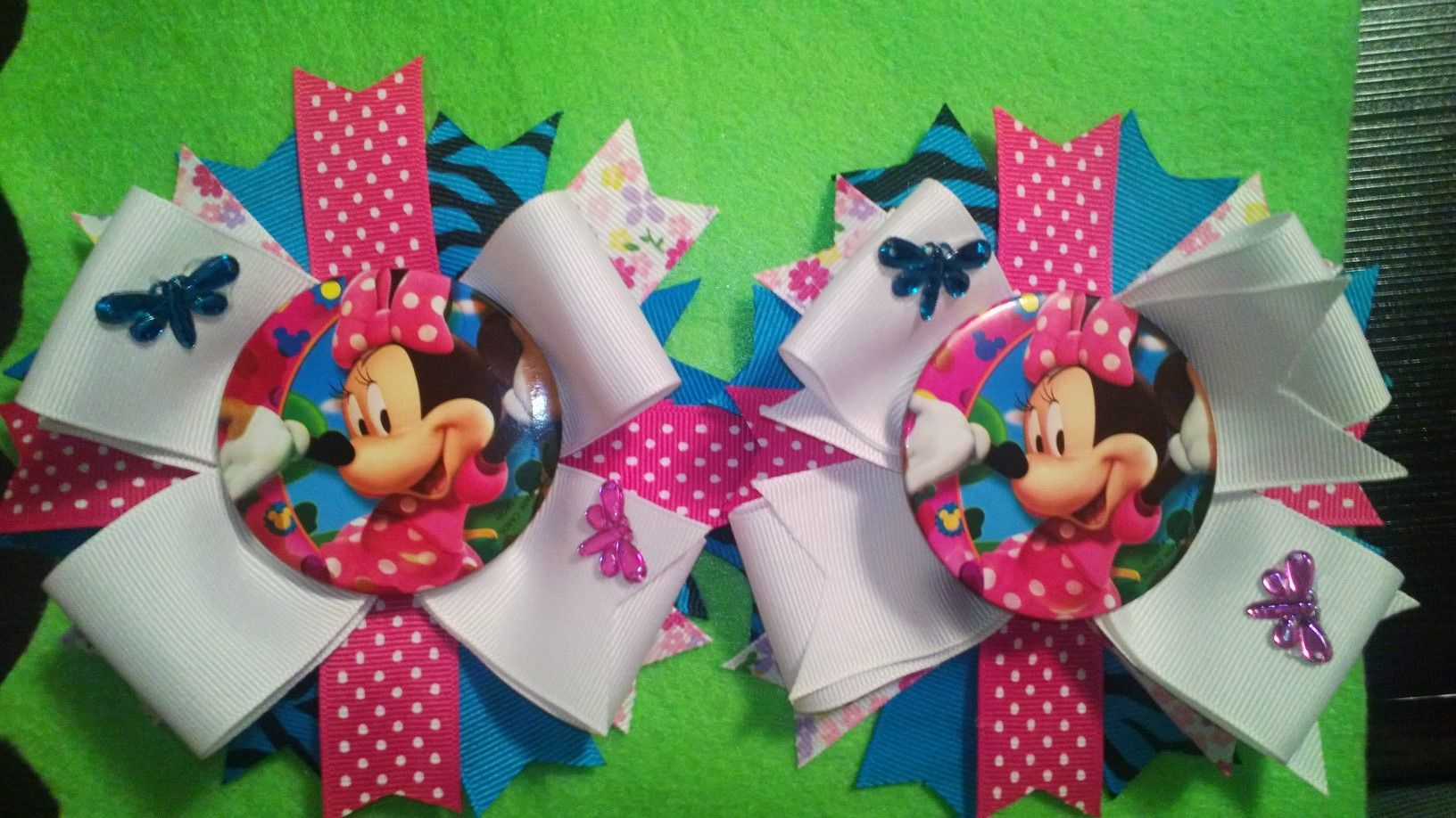 MINNIE MOUSE BOWS,