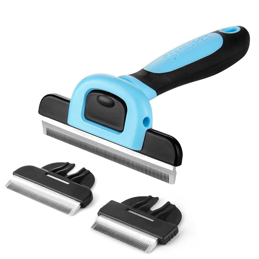 cat Deshedding Tool And Grooming Brush 3 in 1