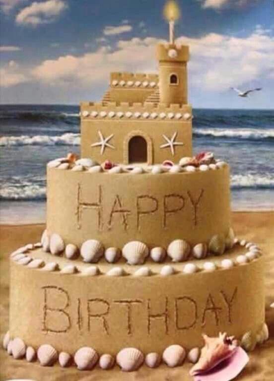 Happy birthday from Florida | Florida side | Birthday, Birthday cake ...