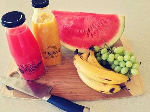 Afbeelding via We Heart It https://weheartit.com/entry/142293147 #fit #fitness #fruit #healthy #healthyeating #smoothie #smoothies #healthyfood #fitspo