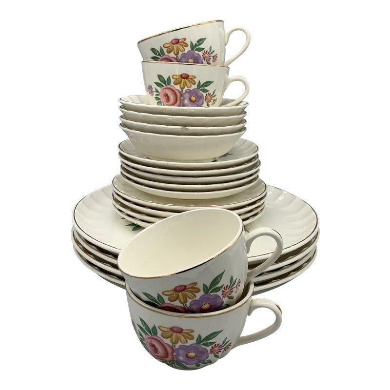 1940s WS George Romance Dinnerware