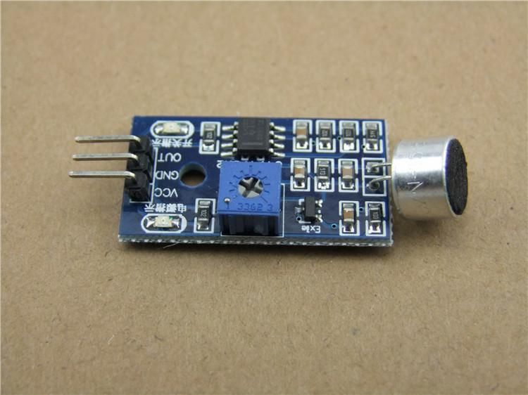 1PCS High Sensitivity Sound Sensor Electronic Sound Detect