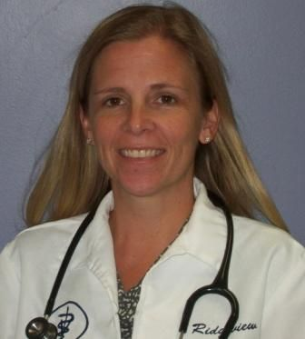 Dr Joanne Gaines Owner At Ridgeview Animal Hospital Omaha Ne