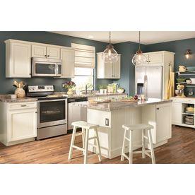 Off white kitchen cabinets I love! | Kitchen cabinet ...