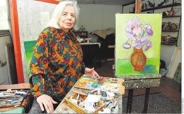 Resultado de imagen para ximena cristi pintora chilena
