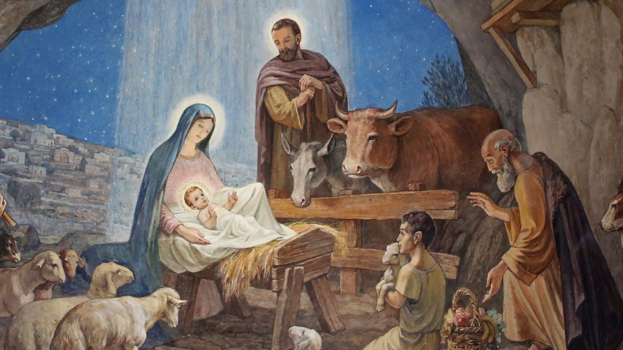 What was the birth of Jesus like? The church of jesus