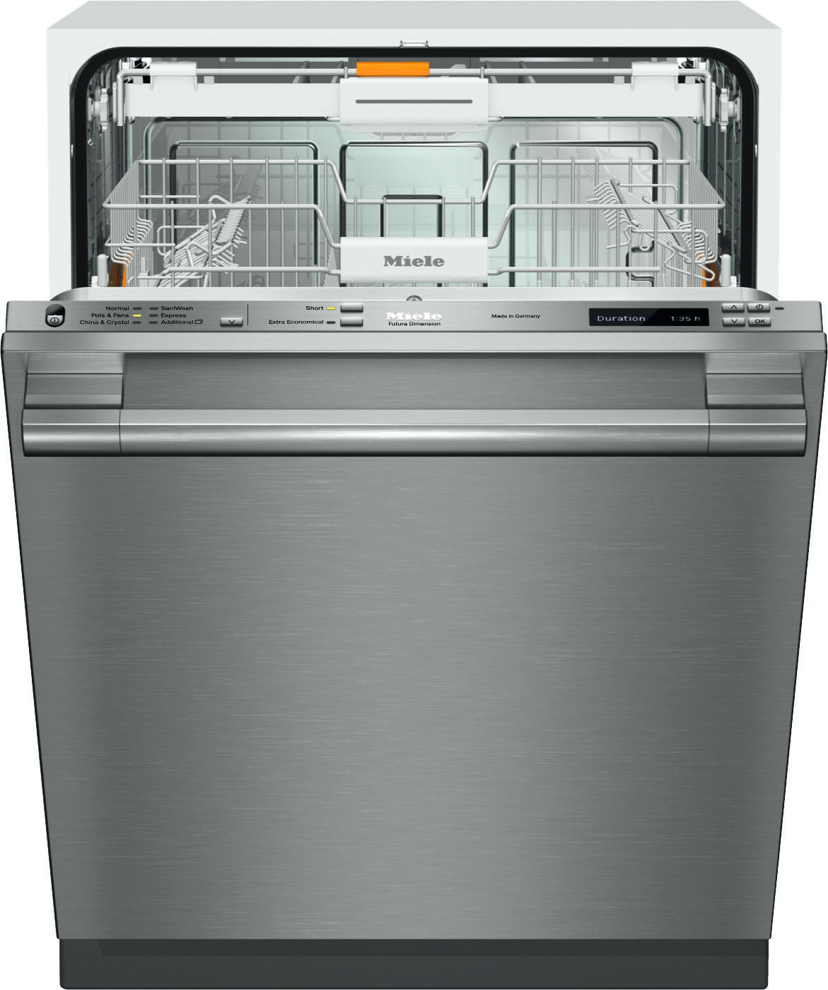 Miele G 6365 Scvi Sf Dimension Dishwasher Integrated Dishwasher Built In Dishwasher Fully Integrated Dishwasher