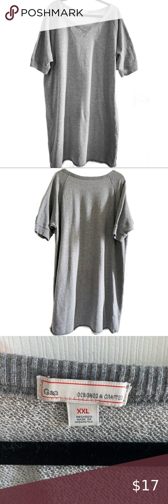 Gap Size Xxl Grey Sweatshirt Tunic Nwot Tunic Sweatshirt Grey Sweatshirt Sweatshirts [ 1740 x 580 Pixel ]