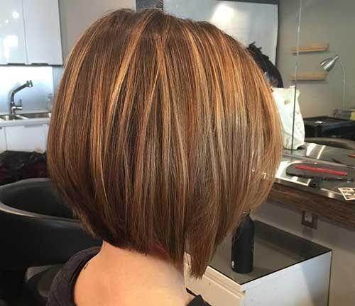 Gorgeous Highlights For Short Hair Frisuren Haarschnitt Kurz Haarschnitt