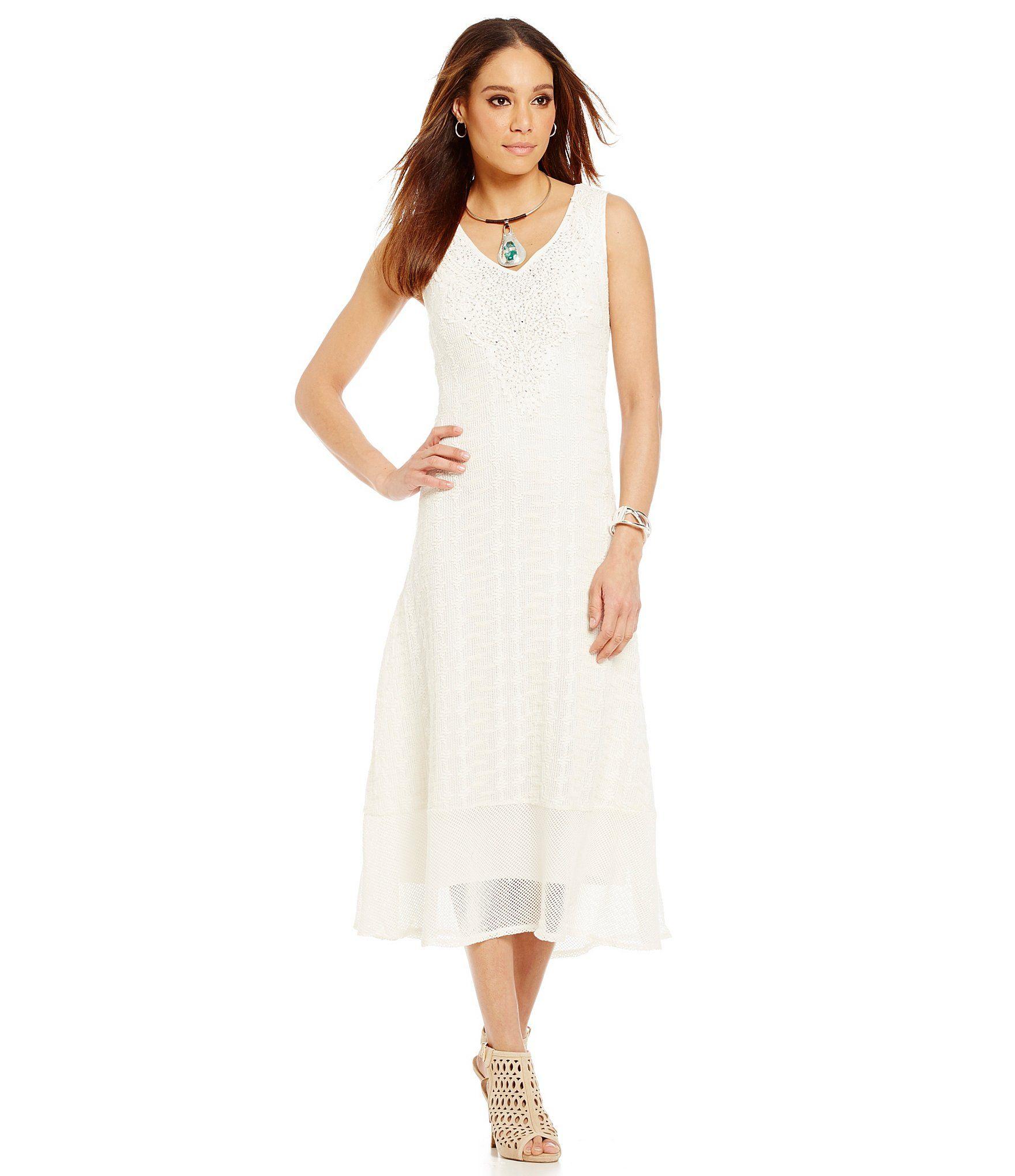 a4879830d2 White Dresses At Dillards