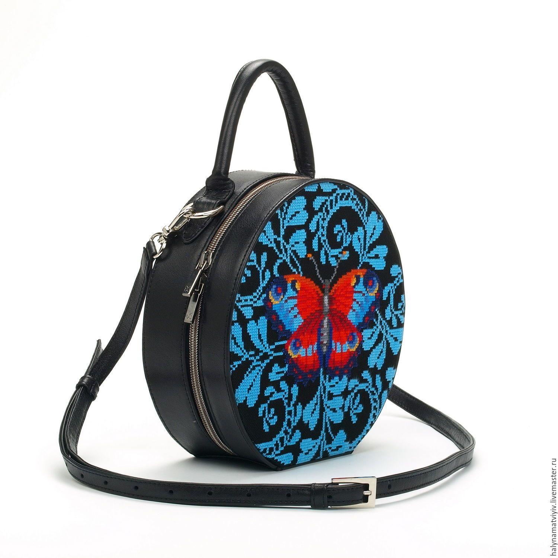 270d2dc0a5fd Круглая мини-сумка