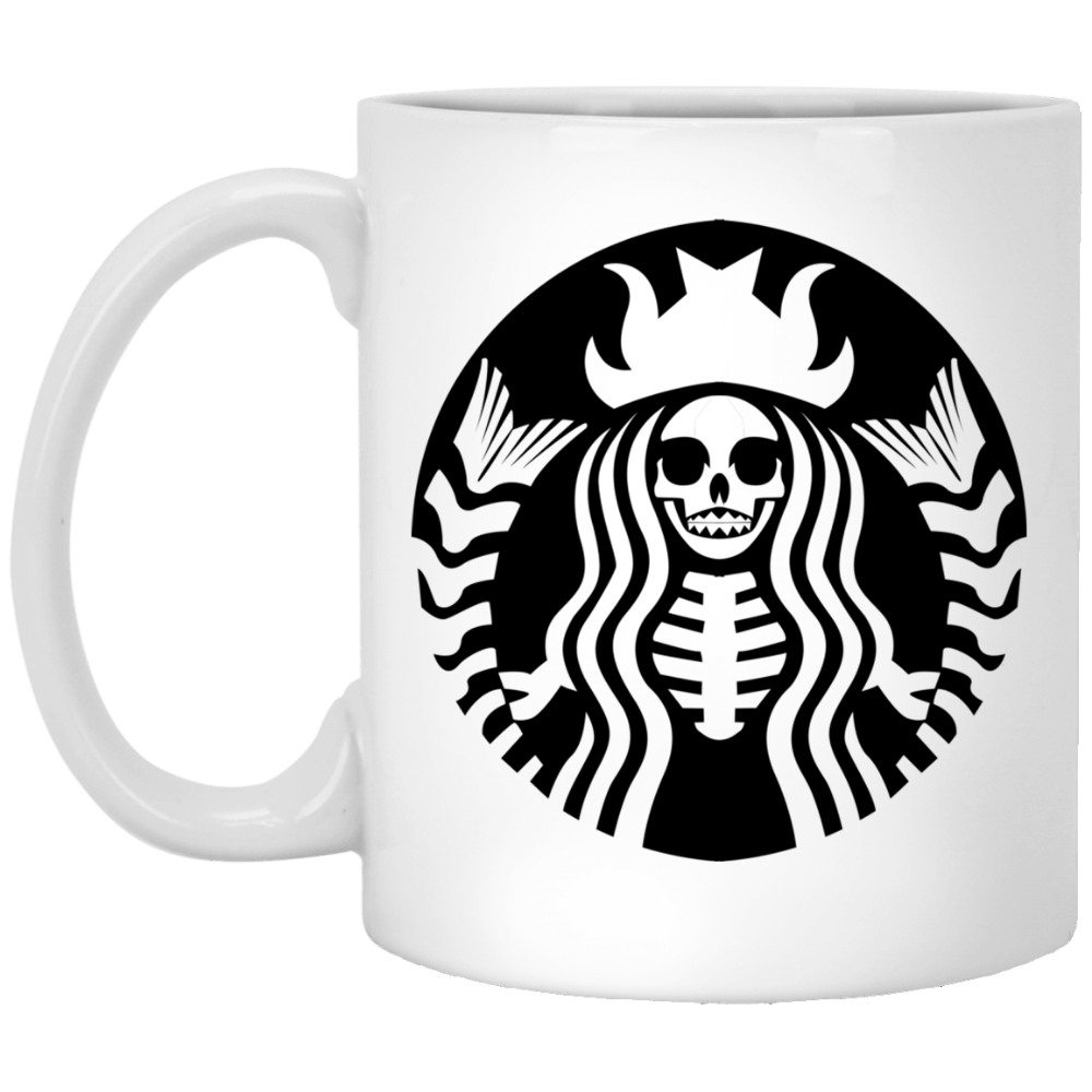 Starbucks Skeleton Logo Halloween Mugs in 2020 Starbucks