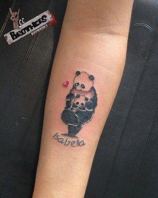 80 Tatouages De Mamans Qui Ont Leur Bebe Dans La Peau Tatuaggio